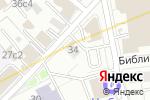 Схема проезда до компании Клиника постстрессовых состояний в Москве