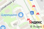 Схема проезда до компании СИТИЛИНК mini в Москве