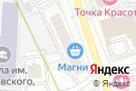 Схема проезда до компании Астэк-ЗМ в Москве