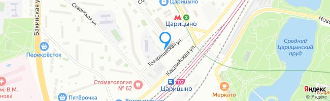 Товарищеская улица