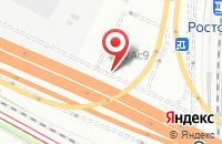 Схема проезда до компании Артпромвидео в Москве