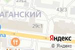 Схема проезда до компании Банкет Холл Таганская в Москве