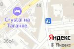 Схема проезда до компании Мондо Италия в Москве