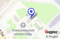 Схема проезда до компании ТФ ОЛДИ-БАЙК в Москве