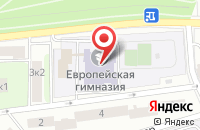 Схема проезда до компании Ресурс-Строй в Москве