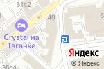 Схема проезда до компании ИнтерполКриминалЦентр в Москве