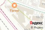 Схема проезда до компании Ваш надежный юрист в Москве