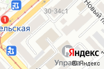 Схема проезда до компании Муладхара в Москве