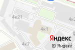 Схема проезда до компании Profevakuator в Москве