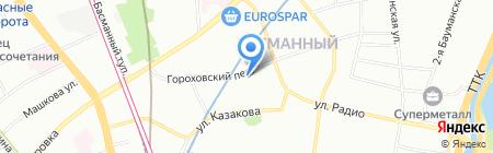 Международная жизнь на карте Москвы