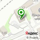 Местоположение компании Комус