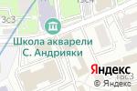 Схема проезда до компании Международная жизнь в Москве