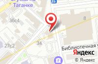 Схема проезда до компании Ленор в Москве