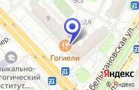 Схема проезда до компании ПОДРОСТКОВЫЙ КЛУБ КИРОВЕЦ в Москве