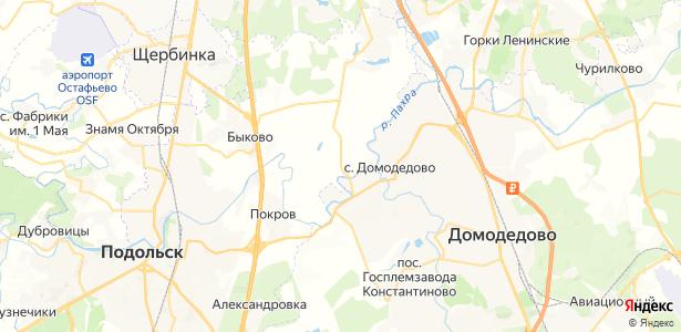 Макарово на карте