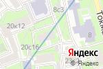 Схема проезда до компании 21 в Москве