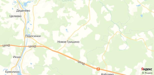 Сурмино на карте