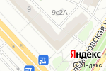 Схема проезда до компании МосАптека в Москве