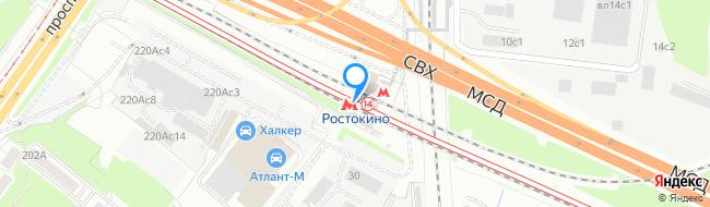 мцк Ростокино