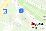 Схема проезда до компании АМТ-диагностика в Москве