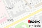 Схема проезда до компании АРТИЛЕКТ в Москве