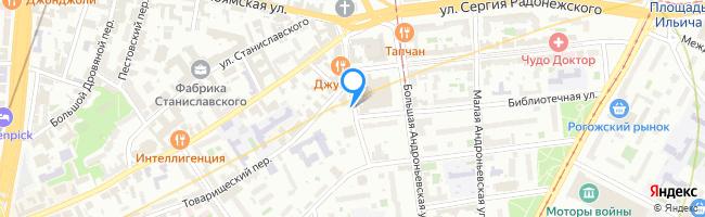 Добровольческая улица