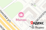Схема проезда до компании NEXA AUTOCOLOR в Москве