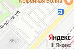 Схема проезда до компании Экотехсоюз в Москве
