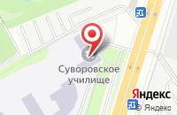 Схема проезда до компании Инвест-Проект в Москве