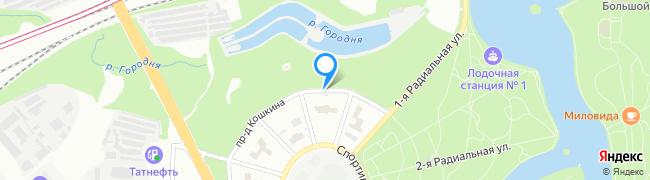 проезд Кошкина