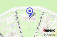 Схема проезда до компании ДОПОЛНИТЕЛЬНЫЙ ОФИС ЦАРИЦЫНО в Москве