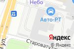 Схема проезда до компании Кредо Универсал в Москве