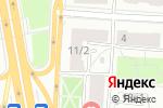 Схема проезда до компании СК Статус в Москве