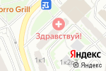 Схема проезда до компании СервисСлух в Москве