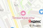 Схема проезда до компании Кабачок в Москве