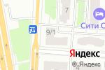 Схема проезда до компании Тренер-Фигурное катание Автозаводская в Москве