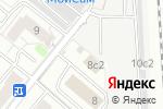 Схема проезда до компании Городская ритуальная служба в Москве