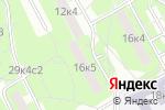 Схема проезда до компании Золотой талер в Москве