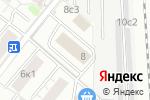 Схема проезда до компании МТЛК Форсаж в Москве