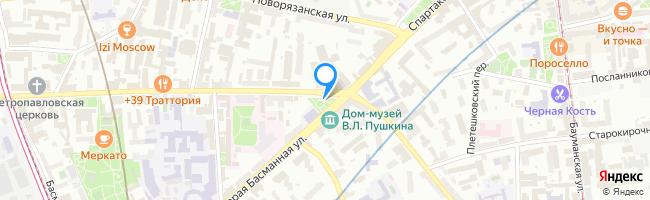 площадь Разгуляй