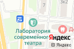 Схема проезда до компании Галакс Стайл в Москве