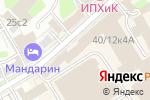 Схема проезда до компании Юнико лоджистикс рус в Москве