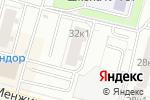 Схема проезда до компании GSM-Ресурс в Москве