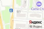 Схема проезда до компании ОГОНЕК в Москве