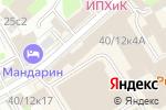 Схема проезда до компании Дверком в Москве