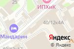 Схема проезда до компании Адвокат Ковалева Ю.В. в Москве