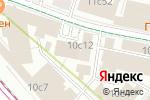 Схема проезда до компании Мой камин в Москве