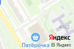 Схема проезда до компании Виталнорм в Москве