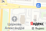 Схема проезда до компании Seo factory в Москве