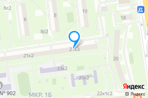 Снять комнату в трехкомнатной квартире в Москве Бирюлёвская ул., 21к3